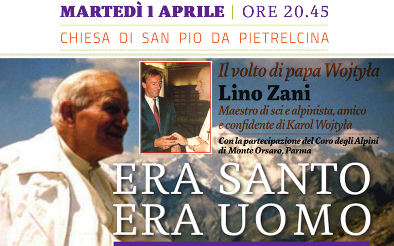 Era Santo era Uomo – Video dell'incontro