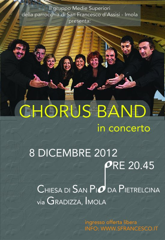 chorusband2012