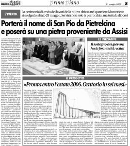 2005 PosaPrimaPIetra