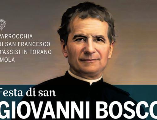 Festa di san Giovanni Bosco – 2016