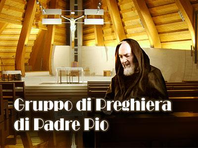 Incontro mensile Gruppo di Preghiera di Padre Pio