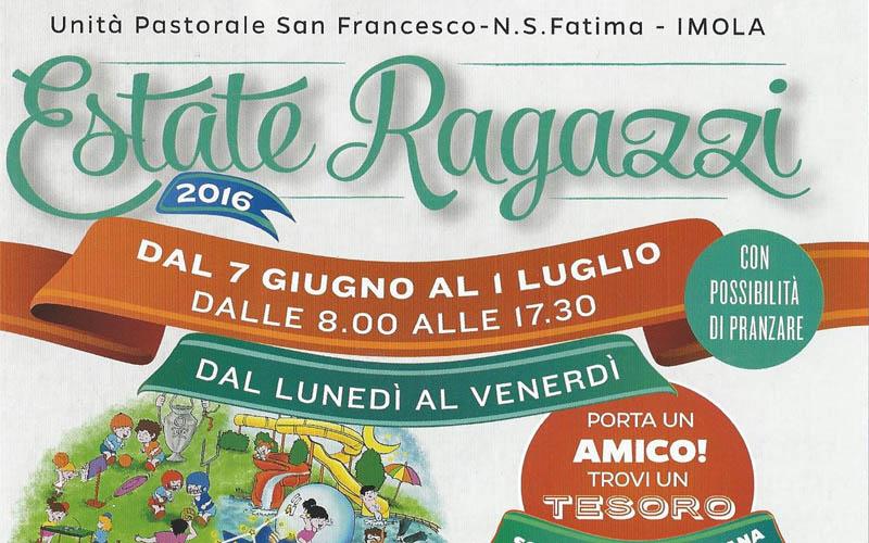 Estate Ragazzi 2016