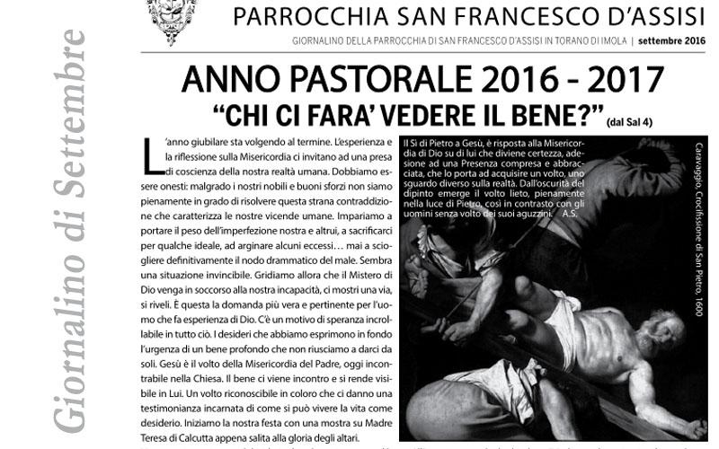 Giornalino Festa 2016