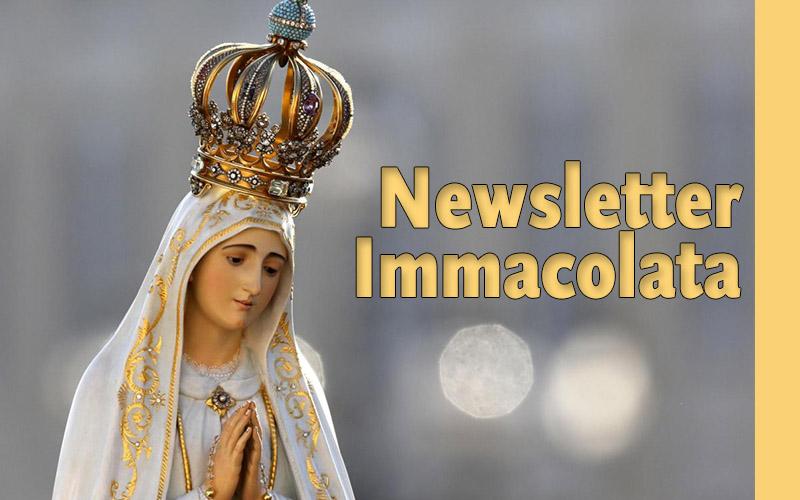 Newsletter Immacolata 2016
