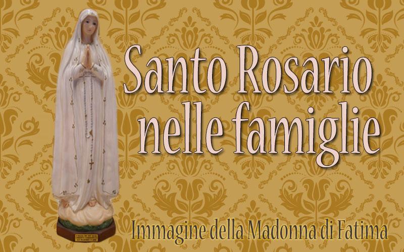 Rosario nelle Famiglie – 7a settimana