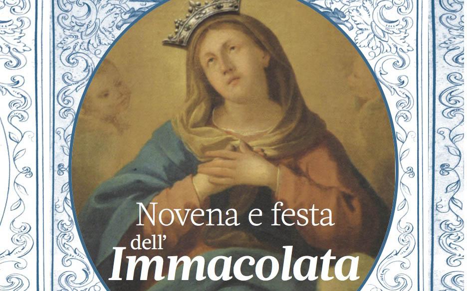 Novena e festa dell'Immacolata