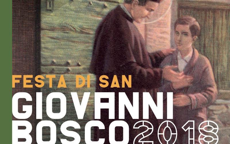 Festa di S. Giovanni Bosco 2018