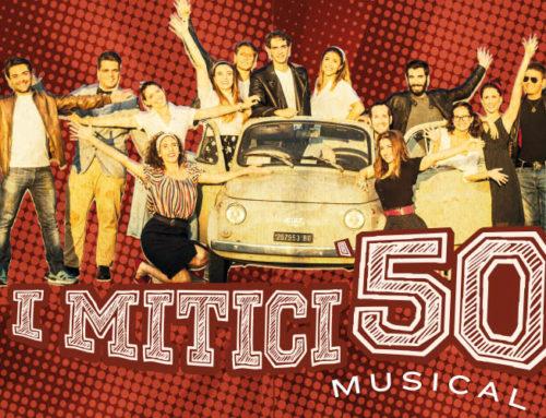 """Musical """"I mitici '50"""""""