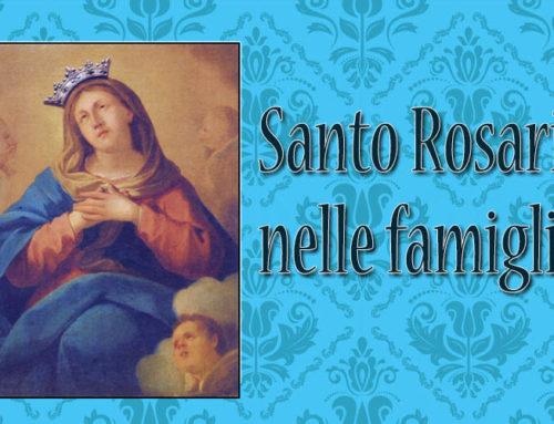 Rosario nelle Famiglie – 3° settimana