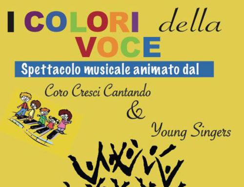 """Spettacolo musicale """"I Colori della Voce"""""""