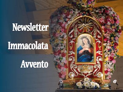 banner Newsletter Immacolata