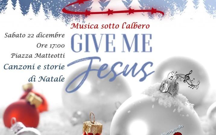 Give me Jesus – Concerto Coro Cresci Cantando