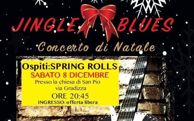 Jingle Blues, concerto di Natale