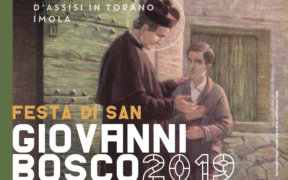 Festa di San Giovanni Bosco 2019