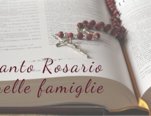 Rosario nelle Famiglie – 7° settimana